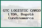 GTC LOGISTIC CARGO LTDA. Bogotá Cundinamarca