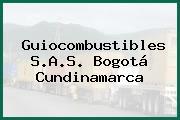 Guiocombustibles S.A.S. Bogotá Cundinamarca