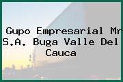 Gupo Empresarial Mr S.A. Buga Valle Del Cauca