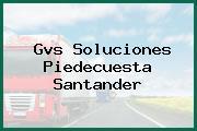 Gvs Soluciones Piedecuesta Santander