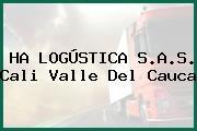 HA LOGÚSTICA S.A.S. Cali Valle Del Cauca