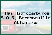 Hai Hidrocarburos S.A.S. Barranquilla Atlántico