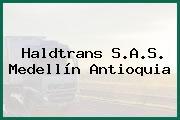 Haldtrans S.A.S. Medellín Antioquia