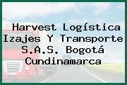 Harvest Logística Izajes Y Transporte S.A.S. Bogotá Cundinamarca
