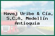 Havej Uribe & Cía. S.C.A. Medellín Antioquia