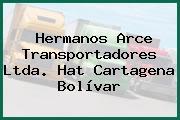 Hermanos Arce Transportadores Ltda. Hat Cartagena Bolívar