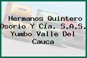Hermanos Quintero Osorio Y Cía. S.A.S. Yumbo Valle Del Cauca