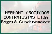 HERMONT ASOCIADOS CONTRATISTAS LTDA Bogotá Cundinamarca