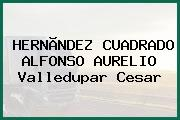 HERNÃNDEZ CUADRADO ALFONSO AURELIO Valledupar Cesar