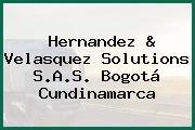 Hernandez & Velasquez Solutions S.A.S. Bogotá Cundinamarca