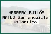 HERRERA BUILÕS MATEO Barranquilla Atlántico