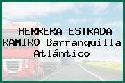 HERRERA ESTRADA RAMIRO Barranquilla Atlántico