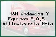 H&H Andamios Y Equipos S.A.S. Villavicencio Meta