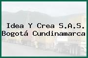 Idea Y Crea S.A.S. Bogotá Cundinamarca