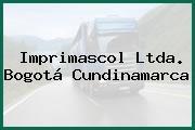 Imprimascol Ltda. Bogotá Cundinamarca