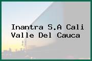 Inantra S.A Cali Valle Del Cauca
