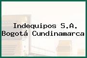 Indequipos S.A. Bogotá Cundinamarca