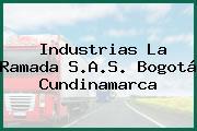 Industrias La Ramada S.A.S. Bogotá Cundinamarca