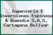 Ingeniería E Inversiones Espinosa & Buendia S.A.S. Cartagena Bolívar