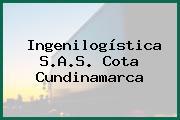 Ingenilogística S.A.S. Cota Cundinamarca