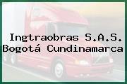 Ingtraobras S.A.S. Bogotá Cundinamarca