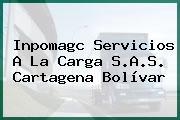 Inpomagc Servicios A La Carga S.A.S. Cartagena Bolívar