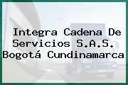 Integra Cadena De Servicios S.A.S. Bogotá Cundinamarca