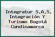 Integratur S.A.S. Integración Y Turismo Bogotá Cundinamarca