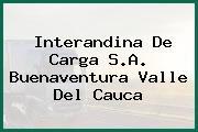 Interandina De Carga S.A. Buenaventura Valle Del Cauca