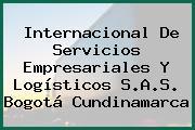 Internacional De Servicios Empresariales Y Logísticos S.A.S. Bogotá Cundinamarca