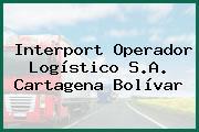 Interport Operador Logístico S.A. Cartagena Bolívar
