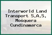 Interworld Land Transport S.A.S. Mosquera Cundinamarca