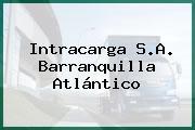 Intracarga S.A. Barranquilla Atlántico