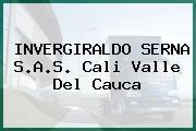 INVERGIRALDO SERNA S.A.S. Cali Valle Del Cauca