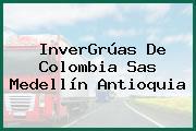 InverGrúas De Colombia Sas Medellín Antioquia