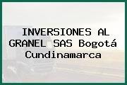 INVERSIONES AL GRANEL SAS Bogotá Cundinamarca
