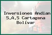 Inversiones Andian S.A.S Cartagena Bolívar