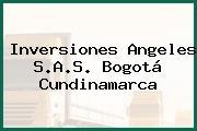 Inversiones Angeles S.A.S. Bogotá Cundinamarca