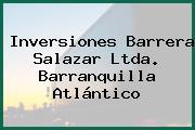 Inversiones Barrera Salazar Ltda. Barranquilla Atlántico