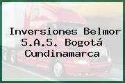 Inversiones Belmor S.A.S. Bogotá Cundinamarca