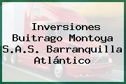 Inversiones Buitrago Montoya S.A.S. Barranquilla Atlántico
