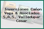 Inversiones Cañon Vega & Asociados S.A.S. Valledupar Cesar