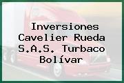 Inversiones Cavelier Rueda S.A.S. Turbaco Bolívar