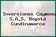 Inversiones Caymosq S.A.S. Bogotá Cundinamarca