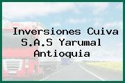 Inversiones Cuiva S.A.S Yarumal Antioquia