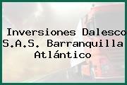 Inversiones Dalesco S.A.S. Barranquilla Atlántico