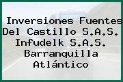 Inversiones Fuentes Del Castillo S.A.S. Infudelk S.A.S. Barranquilla Atlántico