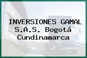 INVERSIONES GAMAL S.A.S. Bogotá Cundinamarca