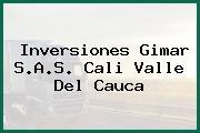 Inversiones Gimar S.A.S. Cali Valle Del Cauca