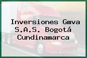 Inversiones Gmva S.A.S. Bogotá Cundinamarca